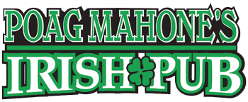 Poag Mahone's Irish Pub Logo