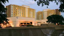 Sheraton Fort Worth Hotel Logo